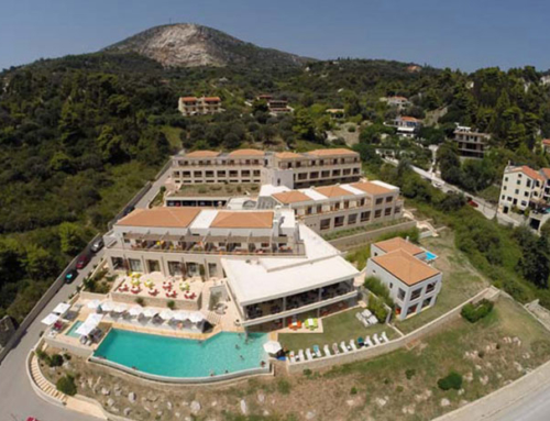 HOTEL ESPERIDES RESORT 4* ΜΕΓΑΝΗΣΙ ΛΕΥΚΑΔΑΣ sergiani-travel